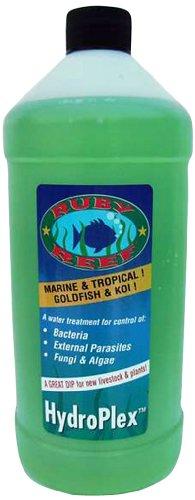 Ruby Reef ARR11143 Hydroplex Aquarium Water Treatment, 16-Ounce