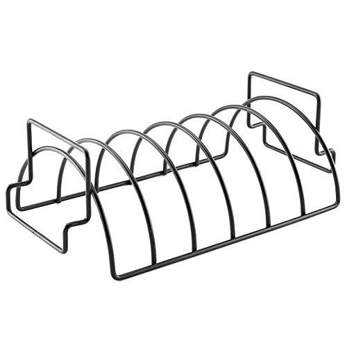 WLDQ Tragbare Antihaft-Beschichtung Barbecue Grill Rack Steak Rack Antihaft-Grill-Netz Für Indoor Outdoor Küche Werkzeug