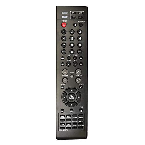 BOTTMA AH59-01907K Télécommande pour Samsung Home Cinéma HT-TZ325 HT-C550 HT-XQ100N HTX710 HT-X710T HT-X710T/XAA HT-X710X HT-X715H