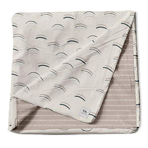 mat covers Toki Mats   Standard Play Mat Cover 40 Inches x 40 Inches   Arches in White  Cover Only for Toki Mats Standard Play Mats (Mat Not Included)