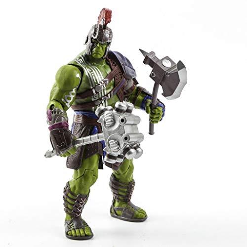 ZQBY7AA Figura de acción Milagro Avengers Raytheon Gladiador Hulk Hulk 20cm, Marvel Toy Conveniente for el Regalo de Escritorio Decoración