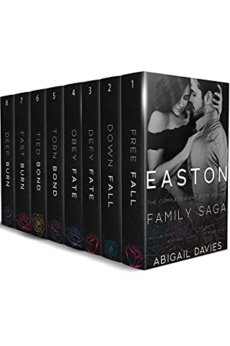 Easton Family Boxset (English Edition)