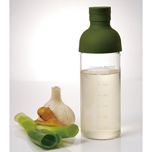 HARIO(ハリオ)クッキングボトル300mlオリーブグリーン日本製CKB-300-OG