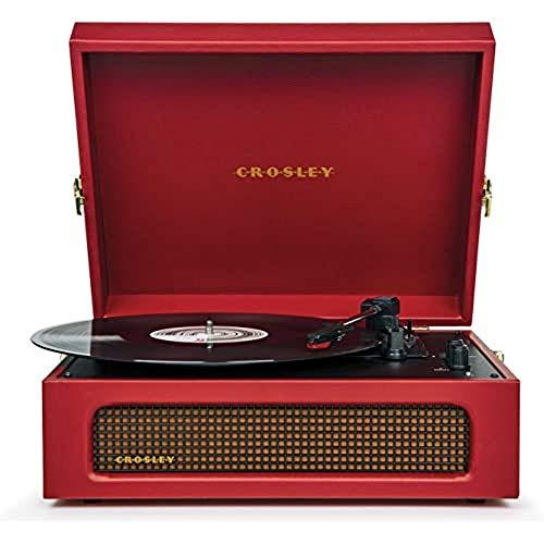 Crosley Voyager - Borgogna Rosso