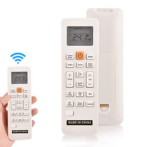 VBESTLIFE Telecomando per Samsung DB93-11489L DB63-02827A DB93-11115U DB93-11115K KT3X00 Aria condizionata