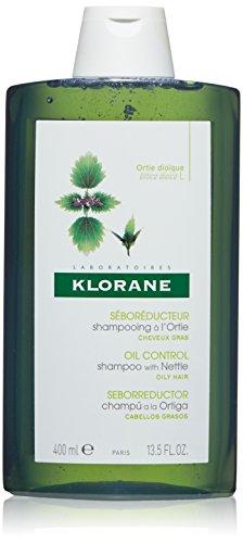 Klorane Shampoo with Nettle Mujeres No profesional Champú 400ml - Cha