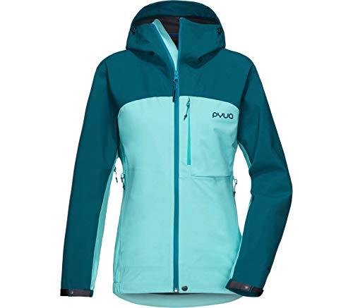 PYUA Damen Gorge Jacke Skijacke Wintersport Jacke