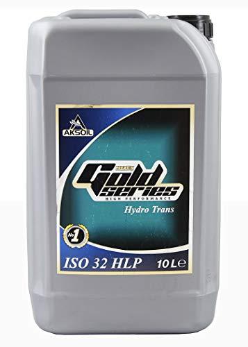 AKSOIL - Hydraliköl ISO 32 HLP 10 Liter High Performance Premium Hydro Trans