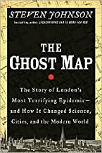 The Ghost Map 1st (first) edition Text Only