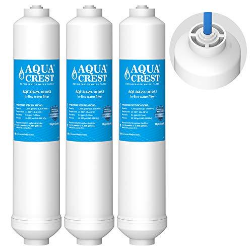 Universal Réfrigérateur Filtre Filtre à eau Réfrigérateur Compatible Samsung wsf-100