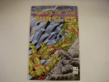 Tales of the Teenage Mutant Ninja Turtles No 5 May 1988  Complete Carnage and Radical
