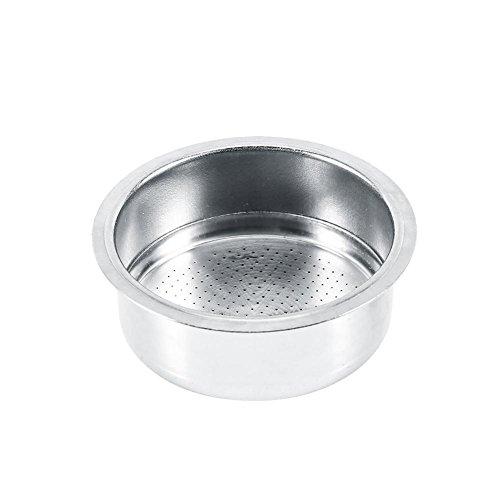 Koffie Filter, 1 Pack Cup 51mm Drukfilter Mand voor GUSTINO Koffie Accessoires Navulbare Herbruikbare Capsule