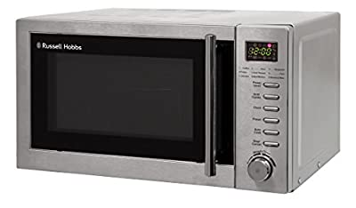 Russell Hobbs RHM2031 20 litre Stainless Steel Digital Microwave With Grill from Russell Hobbs