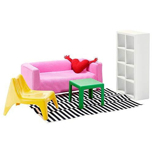 Ikea Huset Puppenmöbel Wohnzimmer 502.631.50