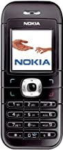 Nokia 6030 Unlocked Cell Phone--U.S. Version with Warranty (Black)