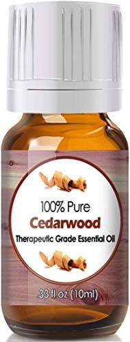 Top 10 Best cedar atlas essential oil Reviews