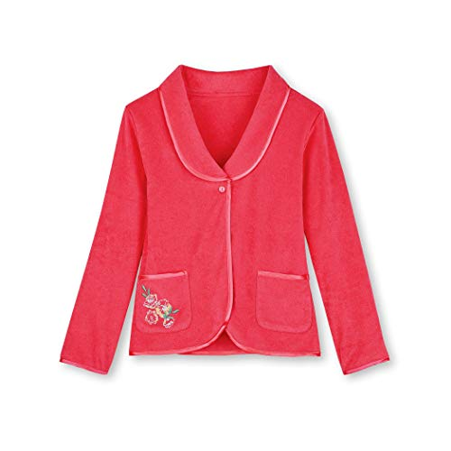 Terry Embroidered Jacket - 6