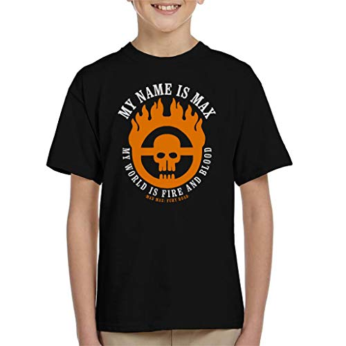 Cloud City 7 Mad Max Fury Road Opening Lijnen Kinder T-Shirt