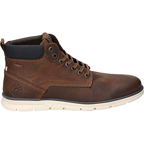 Botas Jack&Jones Hombre Marrón 12161001 JFWTUBAR Leather Resist Honey
