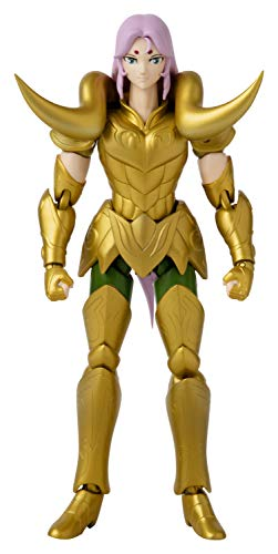 Bandai - Anime Heroes - Saint Seiya, Les Chevaliers du Zodiaque - Figurine Anime Heroes 17 cm - Mû du Bélier- 36927