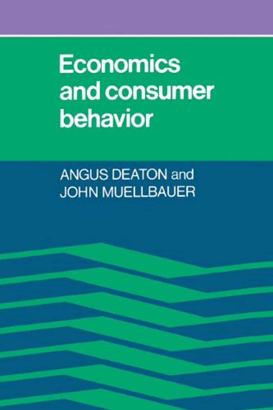 スロベニア境界ジャンクEconomics and Consumer Behavior (English Edition)