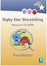 Rigby Star Audio Big Books Foundation CD-ROM Wave 1 (International Rigby Star: Audio Big Books) (CD-ROM) - Common