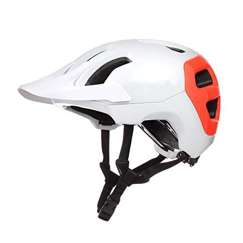 LGDD Casco de Bicicleta de Carretera Resistente a Impactos Adecuado para Adultos Jóvenes Y Niños Ha Pasado La Certificación Cpsc