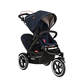 phil&teds Sport Stroller with Doubles Kit