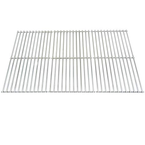 Direct Store Parts DS115 Solid Stainless Steel Cooking grids Replacement Brinkmann,Charmglow,Costco, Jenn Air,Members Mark, Nexgrill, Perfect Flame,SAMS Club Gas Grill