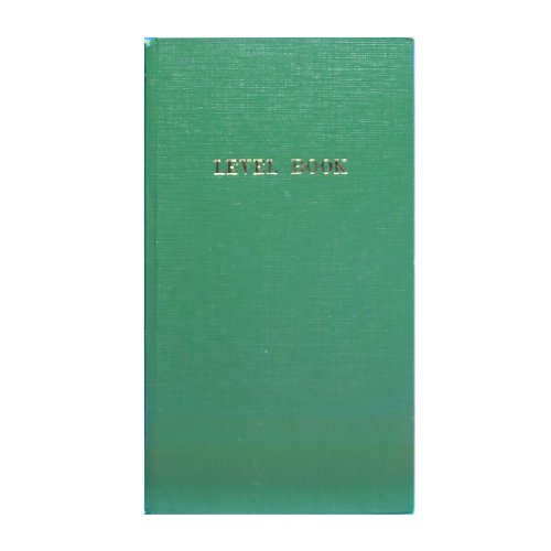 コクヨ 測量野帳 レベル 白上質紙 40枚 セ-Y1