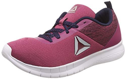 Reebok Women Tread Prime Lite Berry/Navy Running Shoes-4 UK/India (37 EU)(6.5 US) (CN7985)