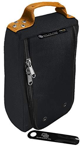 Club Glove Shoe Bag - Borsa per Scarpe Nero/Rame.