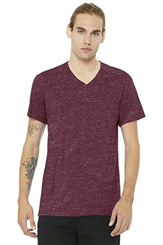 Bella Canvas 3005 Unisex Short Sleeve V-Neck Jersey Tee