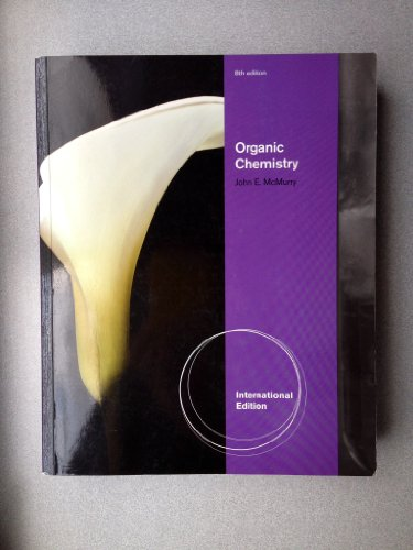 Price comparison product image ORGANIC CHEMISTRY 8 / E (International Edition)(Paperback) by John E. McMurry
