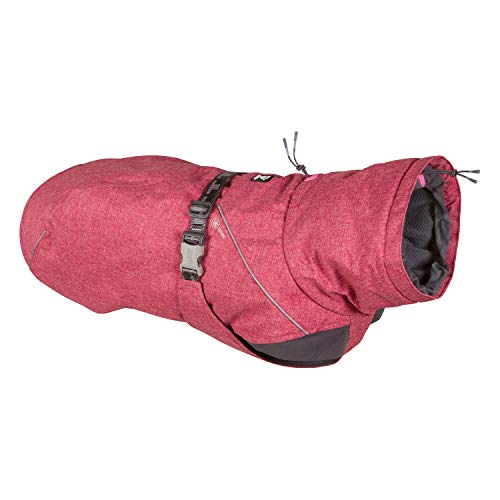 Hurtta Hundemantel, 28 in, Rot - Beetroot