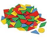 Vinco Vinco95150 Hammer und Nagel mit 100 Mosaiken, 3,5 mm, Mehrfarbig -
