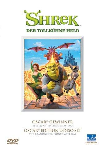 Shrek - Der tollkühne Held [Reino Unido] [DVD]