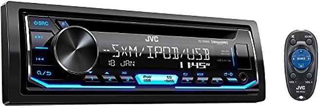 JVC KD-R690S CD Receiver - Front USB/AUX Input / Pandora / SiriusXM Ready / Variable Illumination
