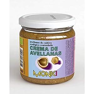Monki Crema De Avellanas Monki 330 G Bio 430 g