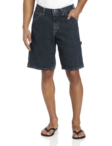 Lee Men's Carpenter Jean Short, Quartz Stone, 34