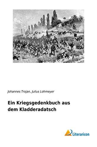 Ein Kriegsgedenkbuch aus dem Kladderadatsch