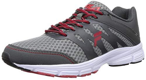 Fila Men's Clifton Dk Lt Gry/CHN Rd Running Shoes-9 UK (43 EU) (10 US) (11008058)