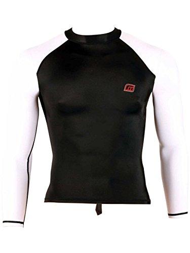 Madness Rash Vest voor kinderen L S Lycra Uv beschermd