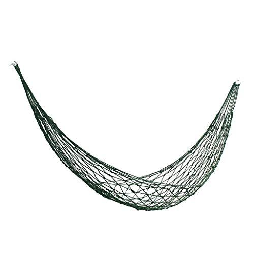 Liutao Tuin Opvouwbare Hangmat slijtvast Outdoor Swing Net Bed Camping Lunch Break Stoel Cradle Stoel Mesh Zacht