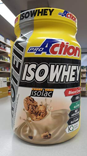 Proaction Protein Iso Whey (Bisco Cream) - 720 Gr