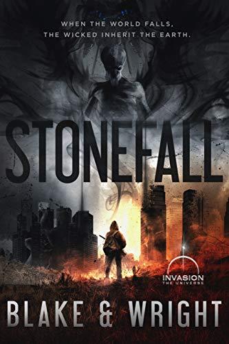 Stonefall by [Avery Blake, David W. Wright]