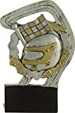 Art-Trophies AT814829 Trofeo Deportivo, Plateado, 12 cm