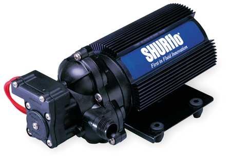 Bomba de agua a presión Shurflo 2088-313-145, 12 V, 13,6 litros, 2088-344