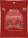 Best Classical Guitar Strings - Martin M160 Silverplated Ball End Classical Guitar Strings Review