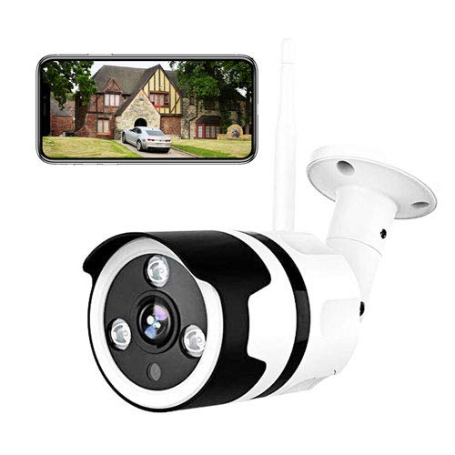 Netvue Security Camera Outdoor, Outdoor WiFi Camera, CCTV Camera with 2-Way Audio, AI Human Detection, IR Night Vision…